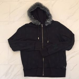 Men's Hurley zip up jacket